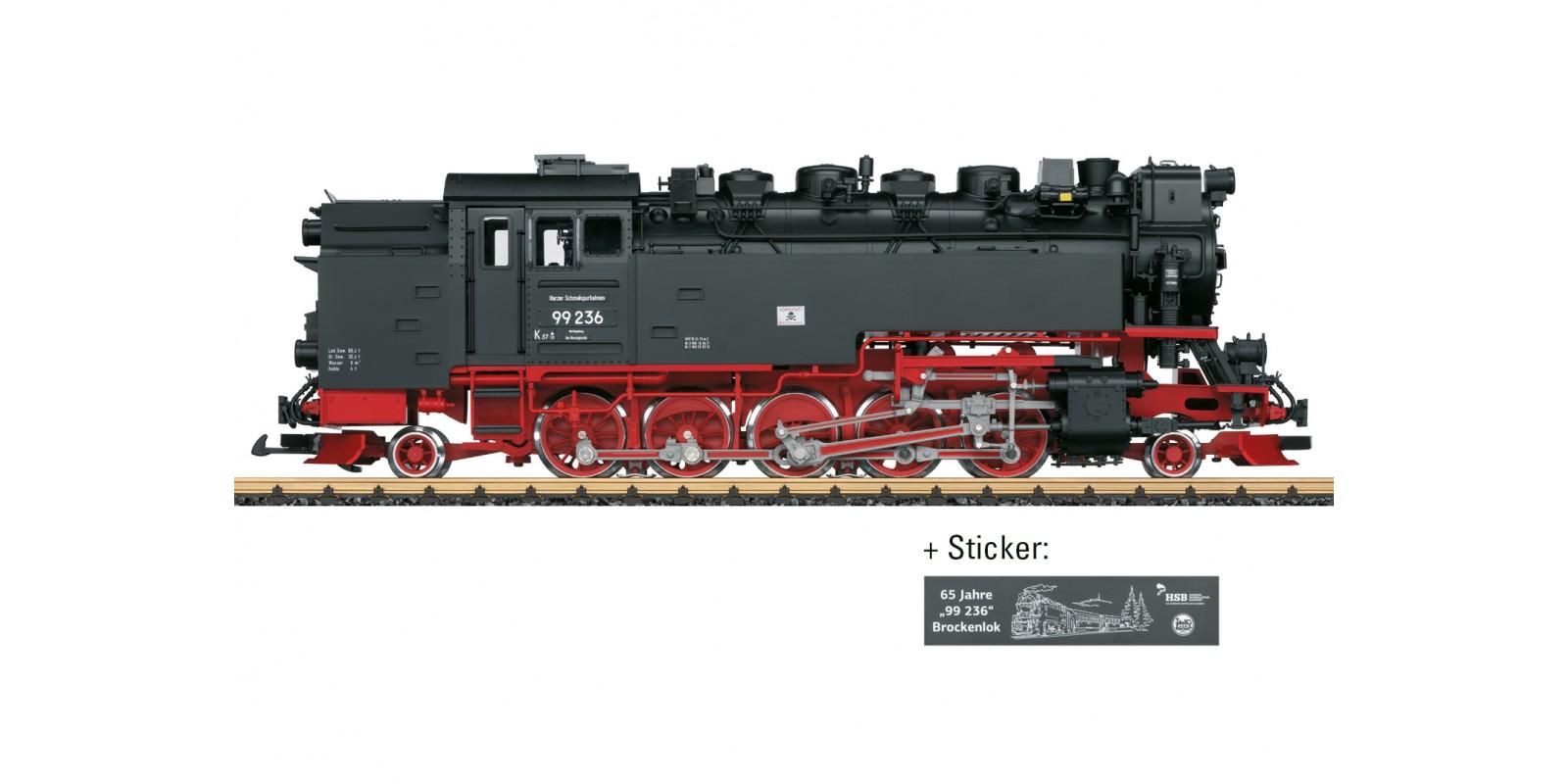 L26817 Class 99.72 Steam Locomotive