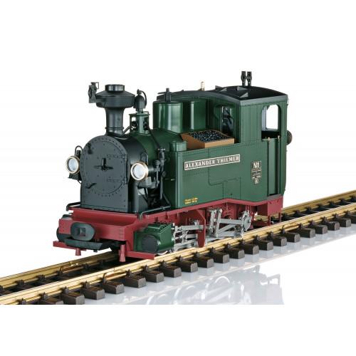 L21980 SOEG Class Ik Steam Locomotive