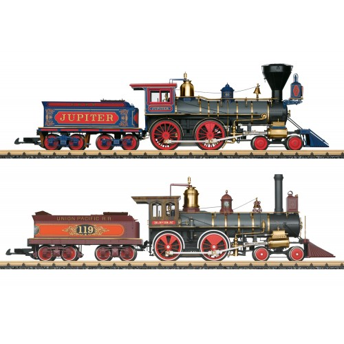 L29000 Golden Spike Steam Locomotive Set