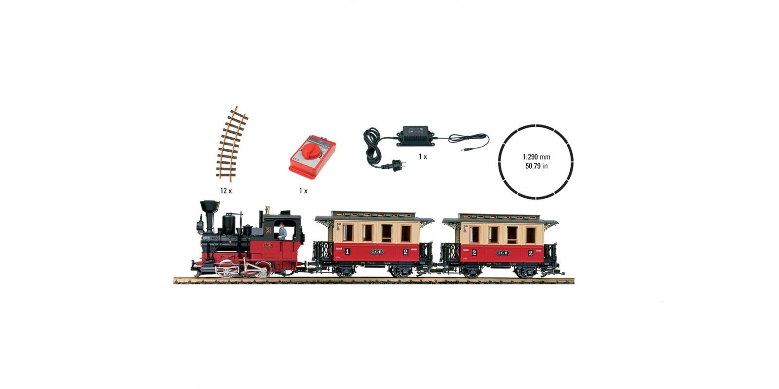 L70302 Passenger Train Starter Set