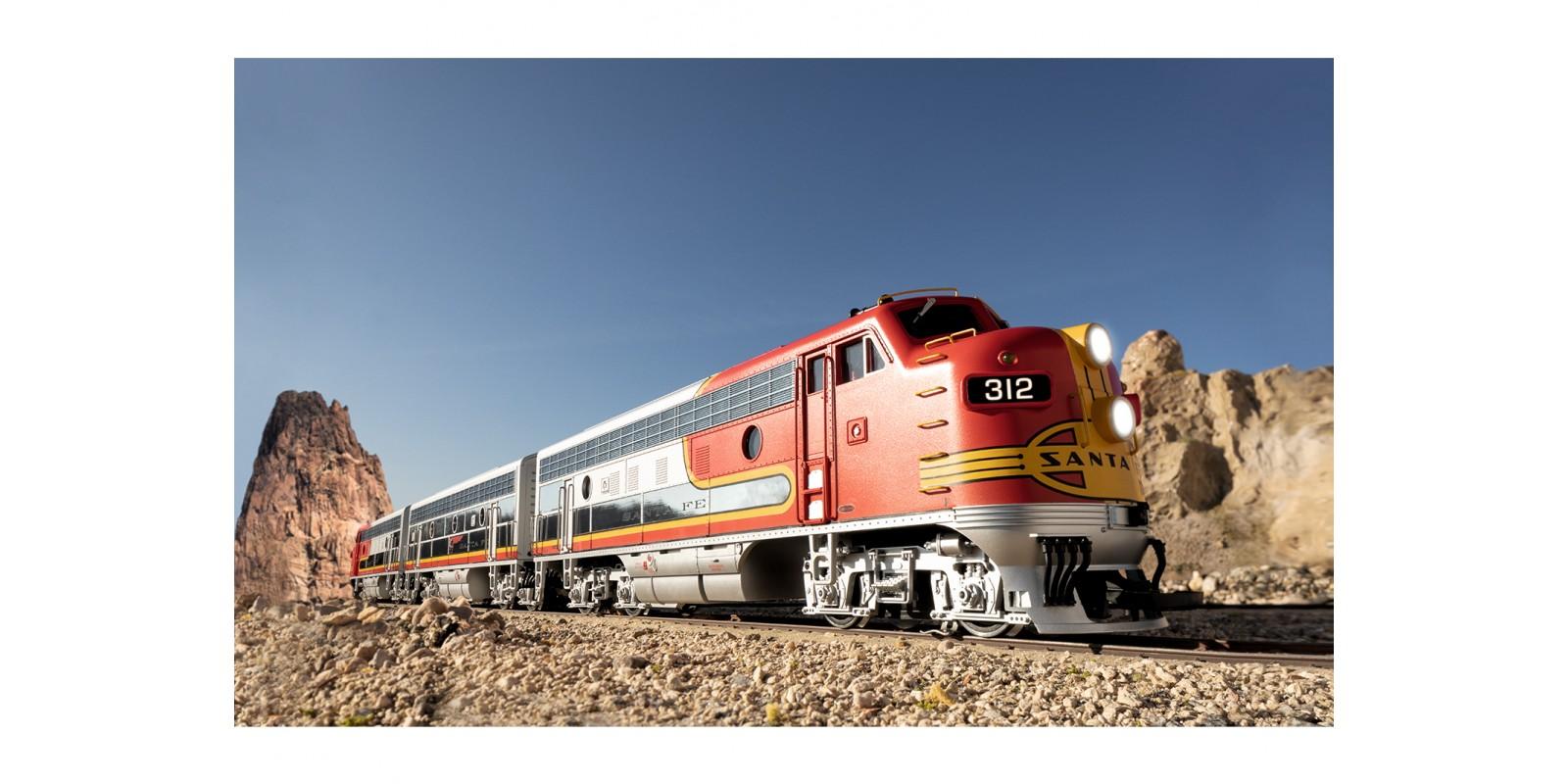 L20581 Santa Fe F7A Diesel Locomotive