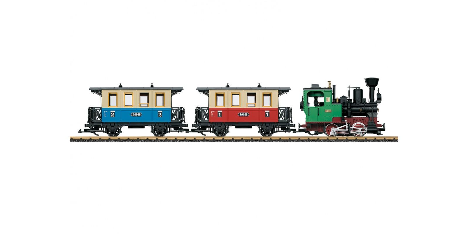L72307 Passenger Train Starter Set. 120 Volts