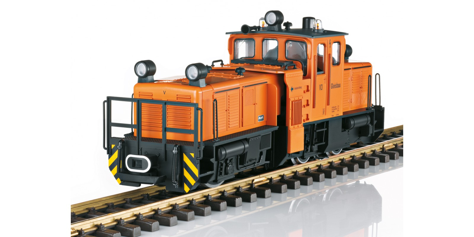 L21671 Track Cleaning Locomotive