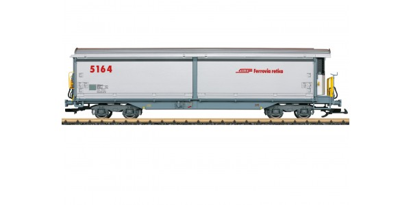 L48574 Schiebewandwagen RhB