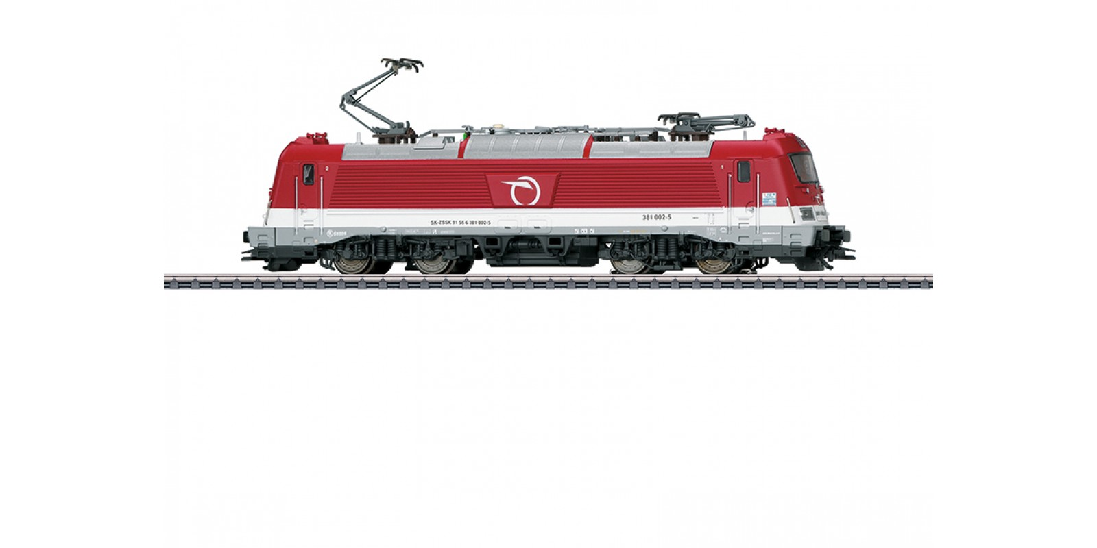 36204 Class 381 Electric Locomotive