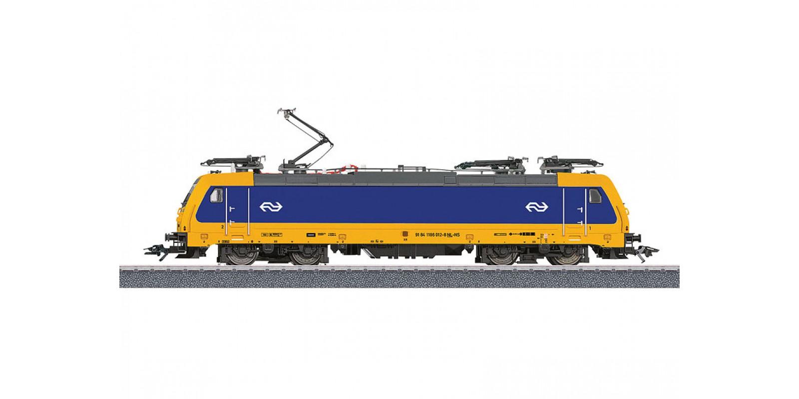 36629 Class E 186 Electric Locomotive