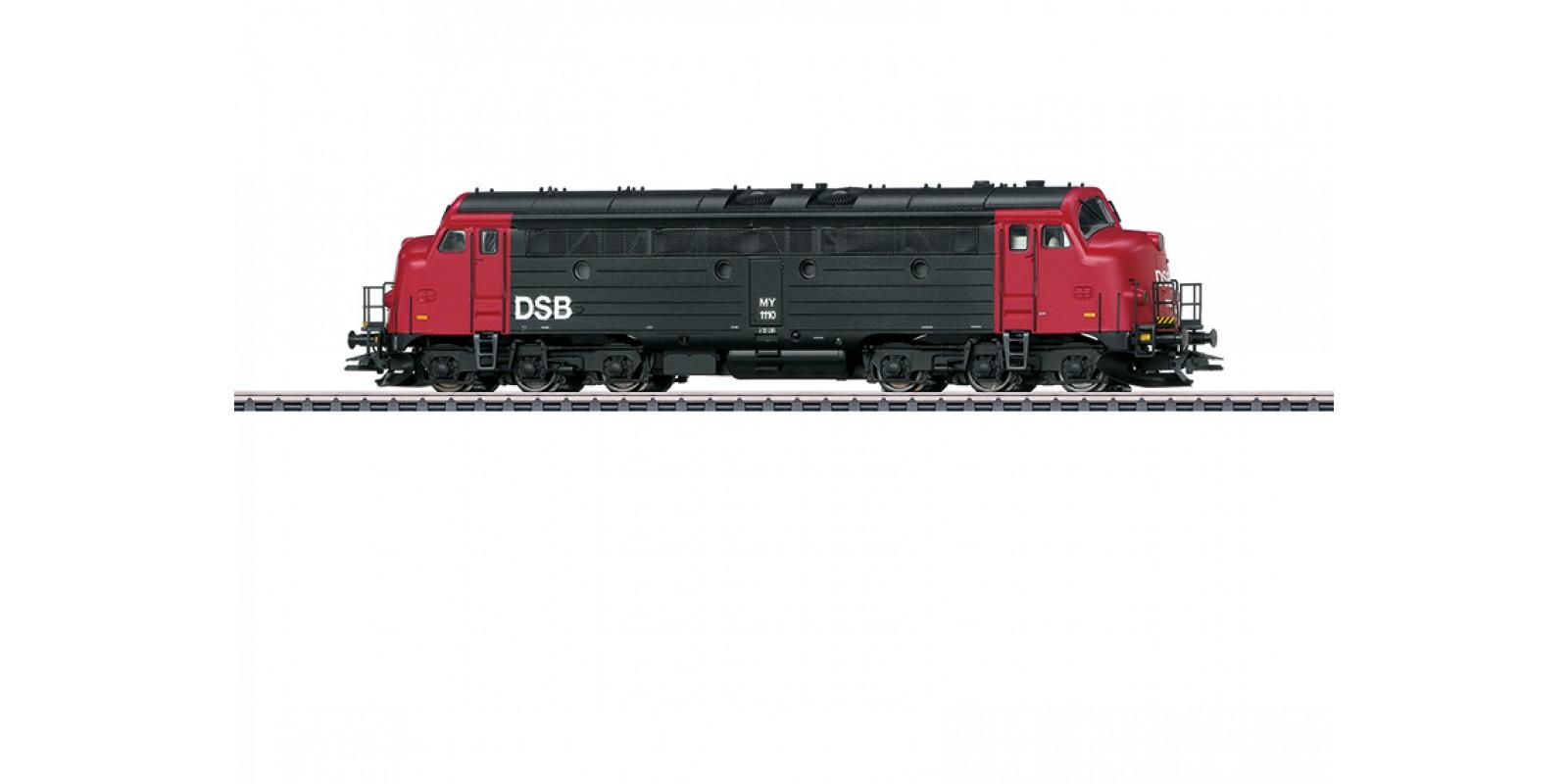 39677 Class MY Diesel Locomotive