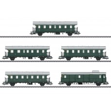 "T23308 ""Donnerbüchsen"" / ""Thunder Boxes"" Passenger Car Set"
