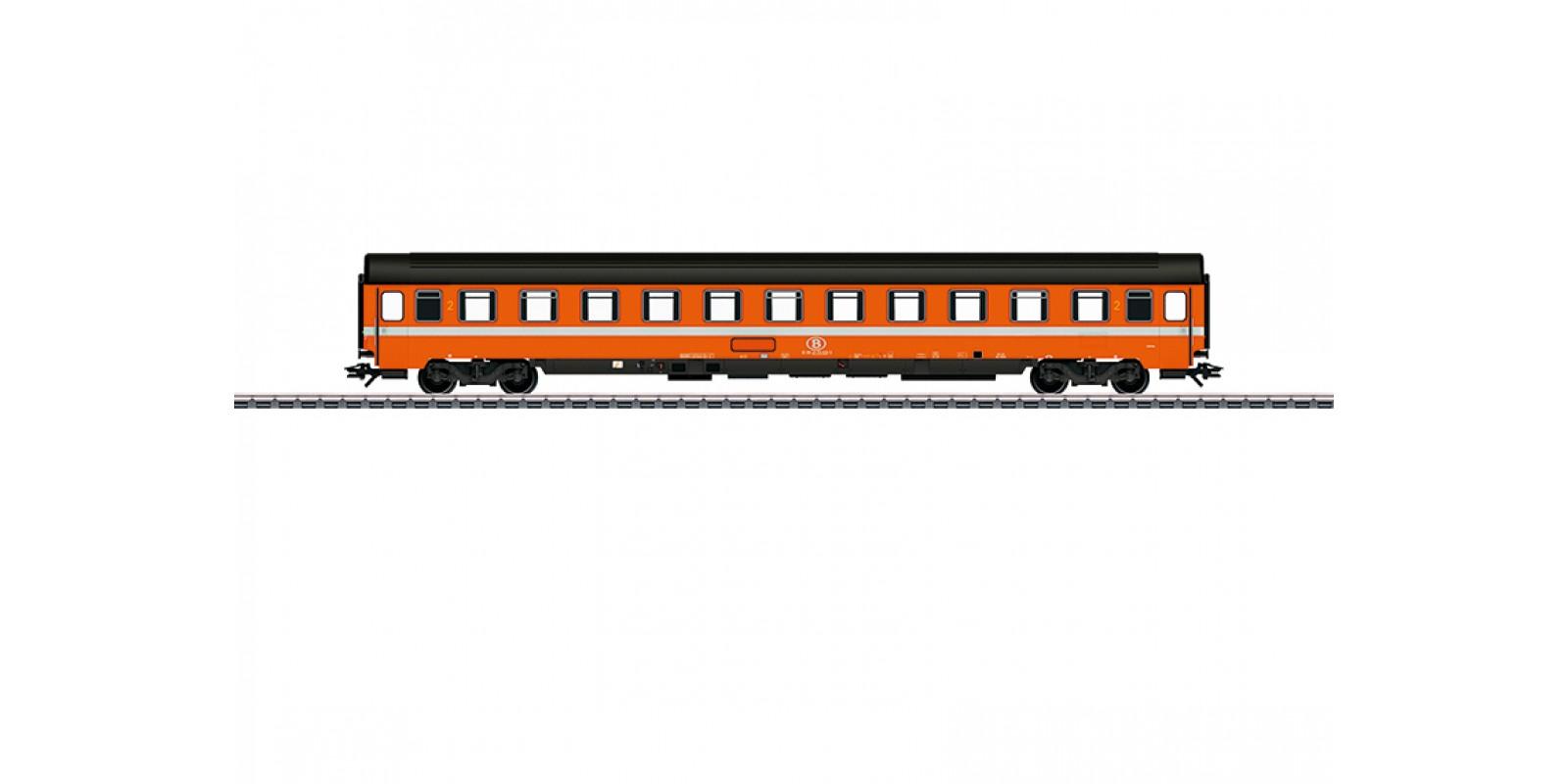 43521 Passenger Car, 2nd Class