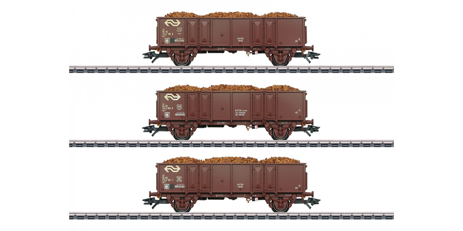 46019 High Side Gondola Set