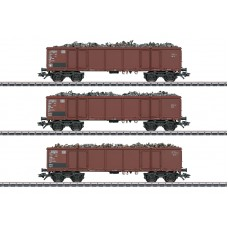 046914 Type Eaos 106 Freight Car Set