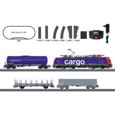 29861 Swiss Freight Train Digital Starter Set.