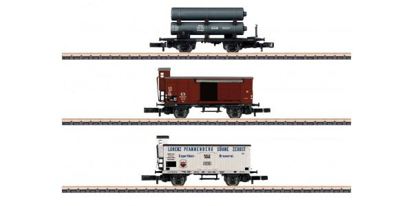 86604 K.P.E.V. Freight Car Set