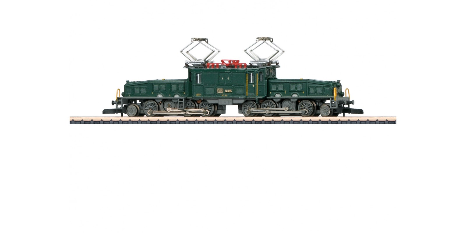 """88564 """"Crocodile"""" Class Ce 6/8 III Electric Locomotive"""