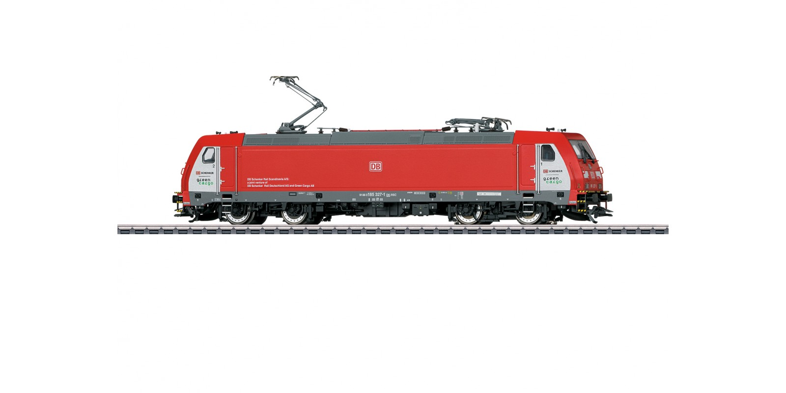 37856 Class 185/Traxx 2 Electric Locomotive
