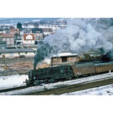 39097 Class 95.0 Steam Locomotive with Oil Firing