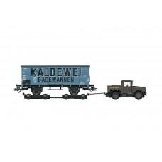 48822 Type G 10 Boxcar