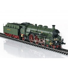 "T22403 Class S 3/6 Steam Locomotive, the ""High Stepper"""