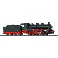 39552 Freight Steam Locomotive with a Tender