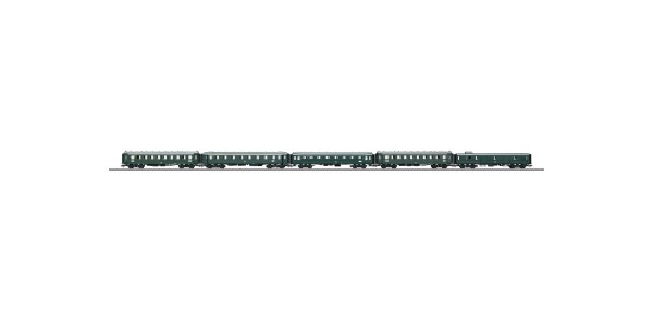 42259 Express Train Passenger Car Set. NEW ITEM 2015.