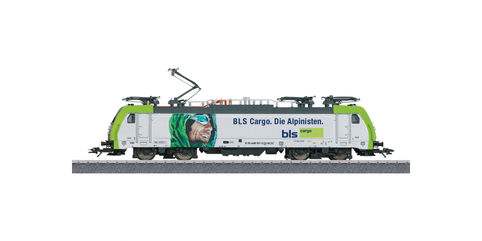 36624 Märklin Start up - Class 486 Electric Locomotive