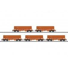 48457 Seitenkippwagen-Set Eamos