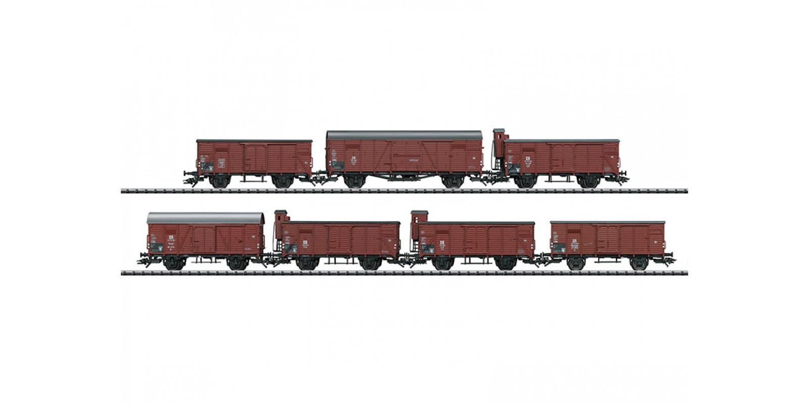 48827 Type G 10 Freight Car Set, INSIDER MODEL 2016