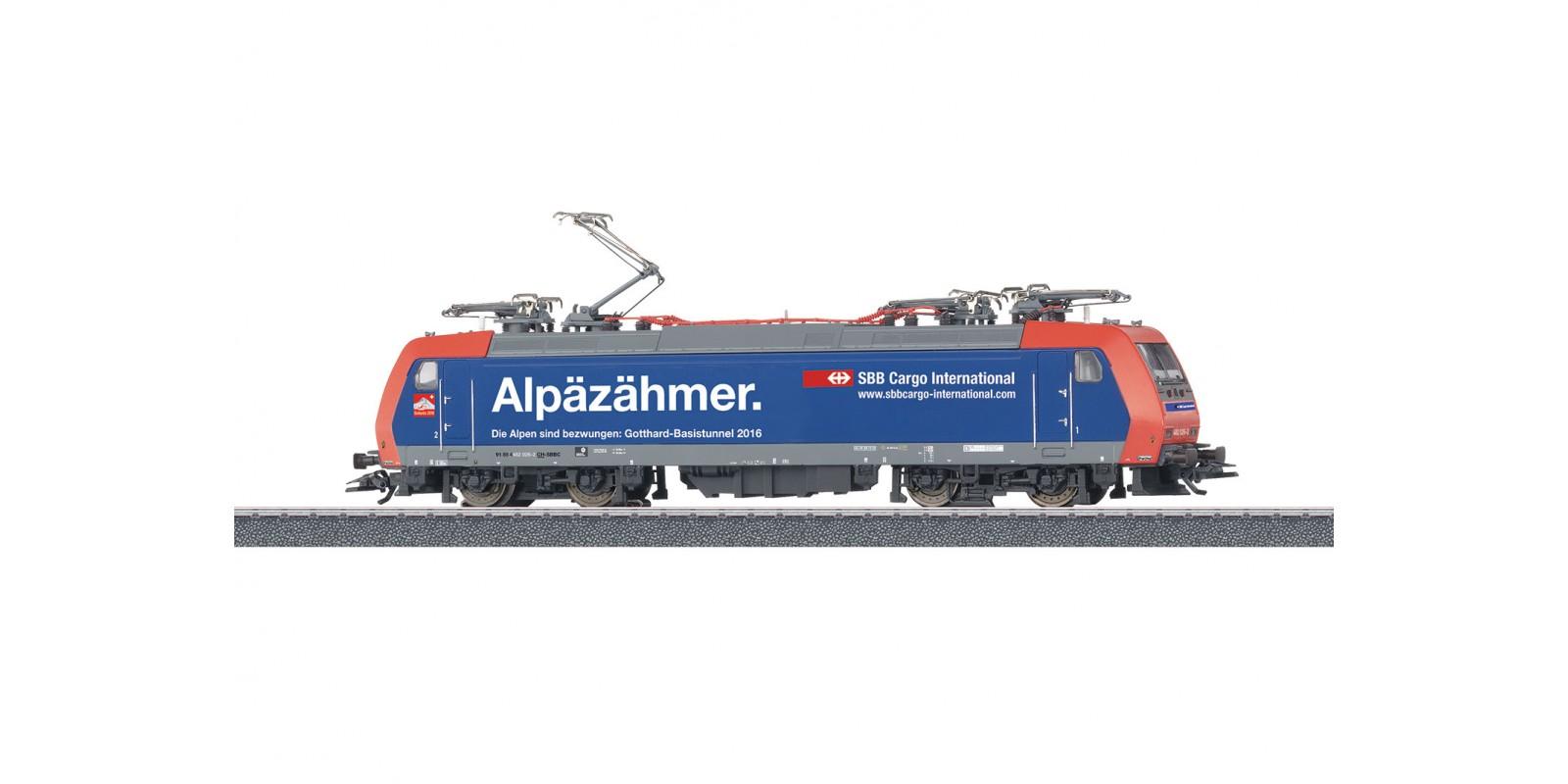 36627 Class 482 Electric Locomotive
