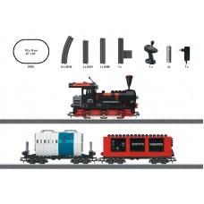 """29730 Märklin Start up - """"Building Block Train"""" Starter Set with Sound and Light Building Blocks. 230 Volts"""