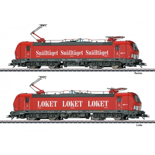36184 Class 193 Electric Locomotive