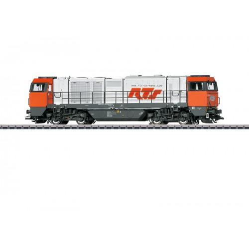 37214 Class G 2000 BB Vossloh Diesel Locomotive