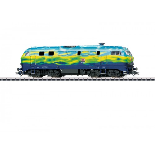 39218 Class 218 Diesel Locomotive