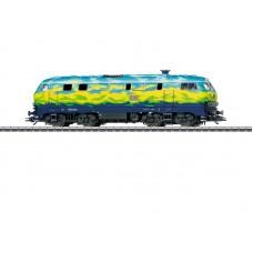 39219 Class 218 Diesel Locomotive