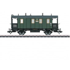 42061 Type PPostL Postal and Baggage Car