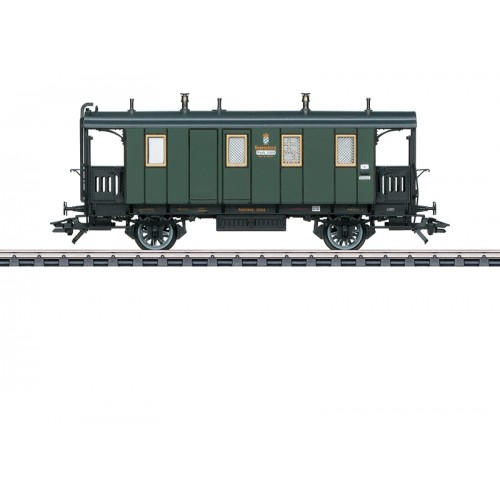 42061 Type PPostL Postal and Baggage Car