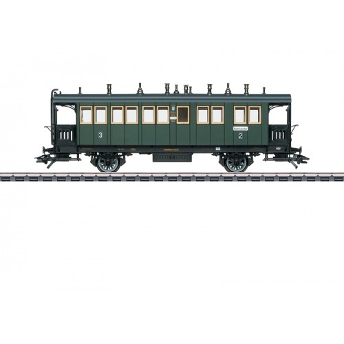 42071 Bavarian Design Passenger Car