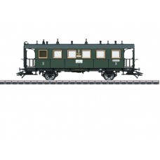 42081 Bavarian Design Passenger Car