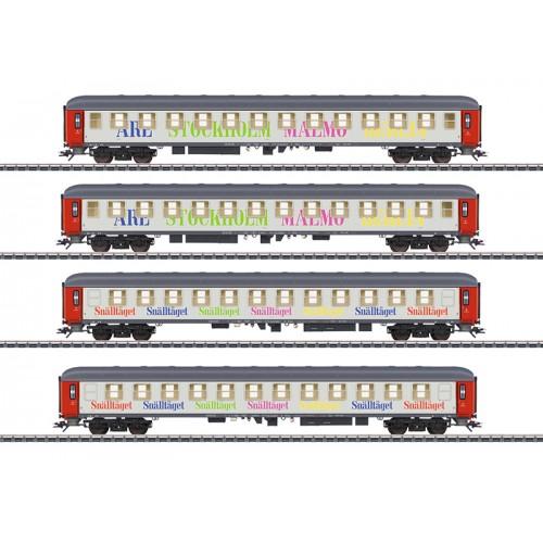 42906 Passenger Car Set