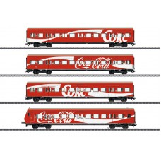 """43890 """"S-Bahn"""" Passenger Car Set"""