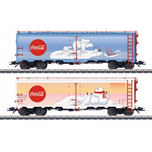 "45687 ""Coca Cola®"" Freight Car Set"