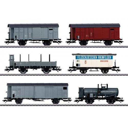 "46520 Freight Car Set for the ""Köfferli"""