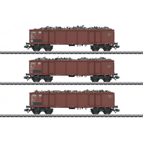 046914 Type Eaos 106 Freight Car Set