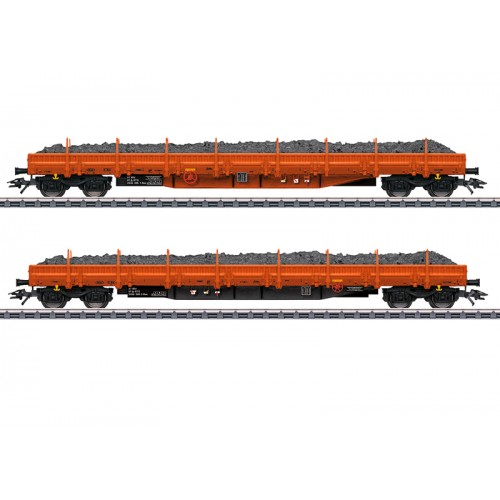 "047099 ""Ballast Transport"" Low Side Car Set"
