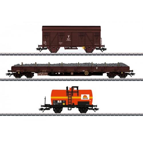 "047103 ""Colas Rail"" Freight Car Set"