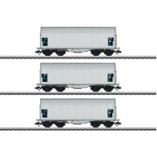047219 Type Shimmns 62 Sliding Tarp Car Set
