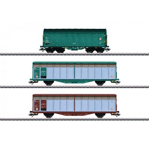 """047871 """"Italy Era VI"""" Freight Car Set"""
