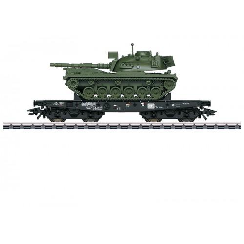 048796 Type Rlmmps Heavy-Duty Flat Car