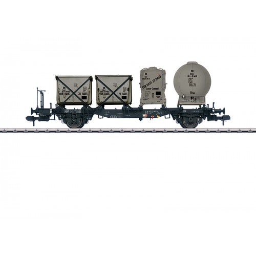058557 Type Lbs 584 Container Transport Car