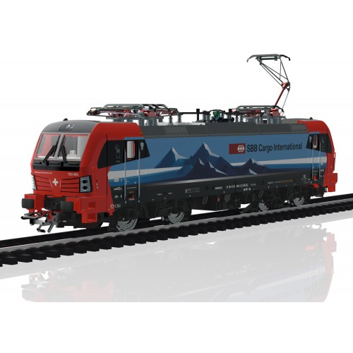 36195 Class 193 Electric Locomotive