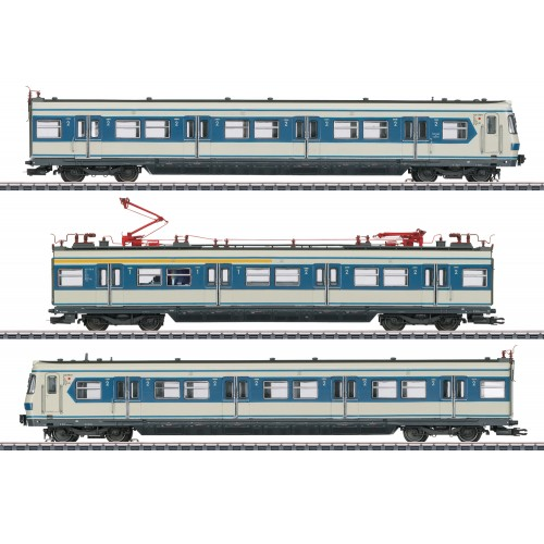 37508 Class 420 S-Bahn Powered Rail Car Train